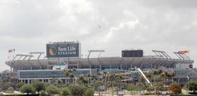 IBM, Dolphins partner to improve fan experience - South Florida Business Journal The Miami Dolphins have partnered with IBM to improve the fan experience by gaining insight into Sun Life Stadium operations. Using the IBM (NYSE: IBM) Intelligent Operations Center for Smarter  Cities, stadium officials can access real-time data ranging from weather  alerts and security information to stadium traffic flow and fan  concession preferences, a press release said.