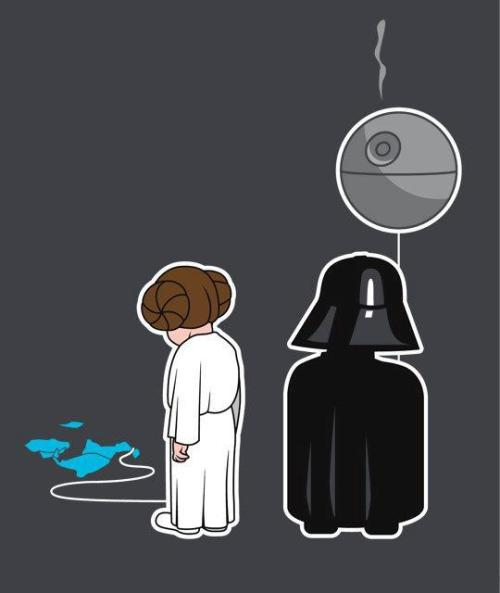 I want a Death Star balloon….