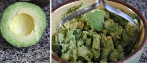 Recipe - Guacamole | Lifes's Tidbits