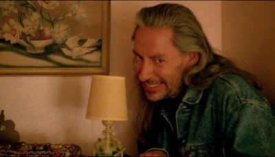 amomaly:  BOB from Twin Peaks terrifies me. Like, I can't think of a villainous character on TV or movies that scares the shit out of me more. I have been watching Twin Peaks before bed and last night I was unable to go down stairs because it was dark and I didn't want his scary freaking face haunting my brain while I looked for the light switch.  omg agreed