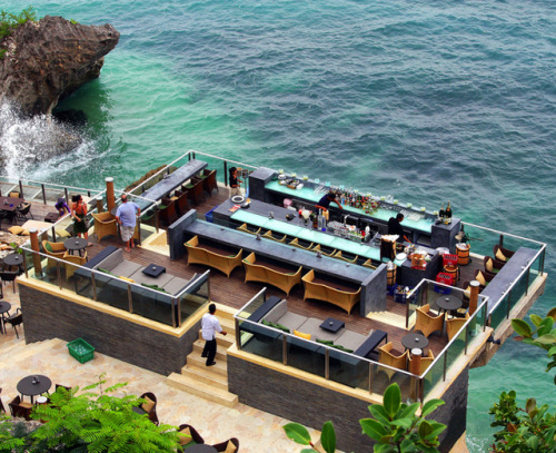 Rock Bar -Ayana Resort Bali Indonesia