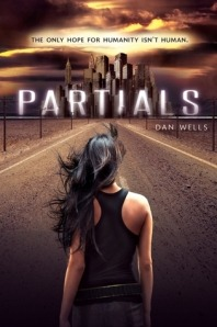 Can't wait until THE HUNGER GAMES movie comes out? See why PARTIALS by Dan Wells can help tide you over until March 23rd