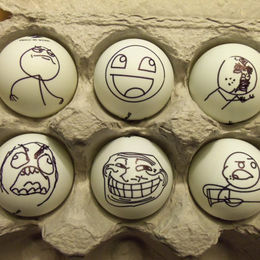 Troll your friends with these beer pong balls