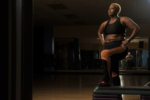npr:  The poll found that although black women are heavier than their white counterparts, they report having appreciably higher levels of self-esteem. Although 41 percent of average-sized or thin white women report having high self-esteem, that figure was 66 percent among black women considered by government standards to be overweight or obese. (via Black women heavier and happier with their bodies than white women, poll finds - The Washington Post) Photo credit: Marvin Joseph / Washington Post