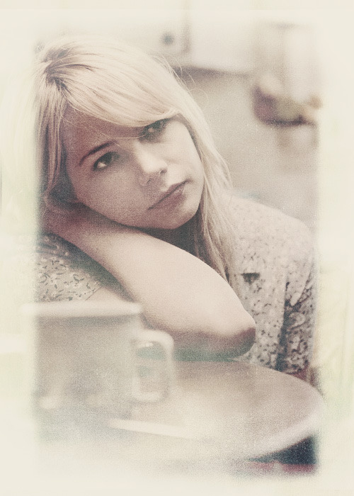 michelle williams - blue valentine