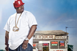 The Ambassador of the Bay, E-40 joins the Platinum League trading card collection.