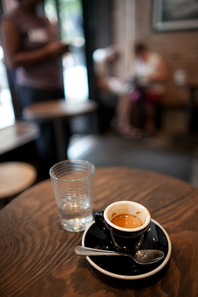 espresso at third rail coffee by protographer23 on Flickr.
