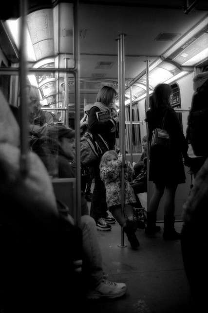 Commute: Tiny Dancer on Flickr.