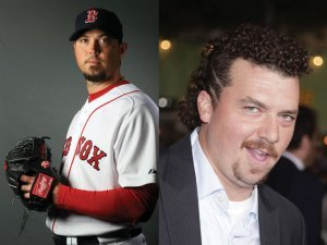 Is Josh Beckett really Kenny Powers?