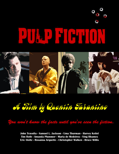 Pulp Fiction by Fallen Concept
