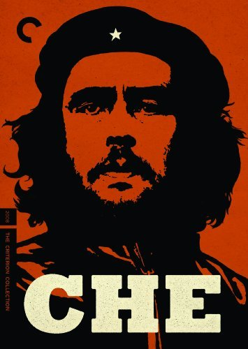 My evening is set!  I have been wanting to see Che — Steven Soderbergh's biopic of the legendary revolutionary starring Benicio Del Toro as Che Guevara — since it was released, but always forgot to look for it or order it.  I finally ordered The Criterion Collection edition of the film a few days ago and received it in the mail today.  I'm guessing Benicio Del Toro is awesome as Che and I'm excited to sit down and watch the movie, even though it is almost 5 hours long!
