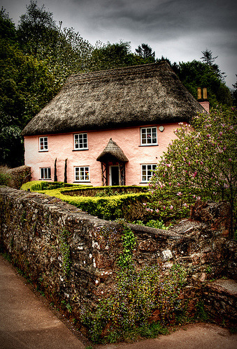 Rose Cottage, Cockington (by -terry-)