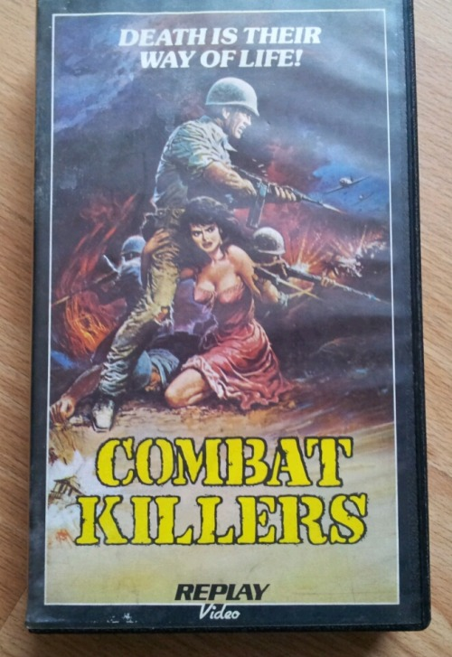 COMBAT KILLERS - PRE CERT - LABEL: REPLAY