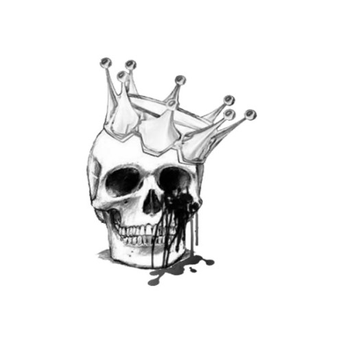 PSD Detail | Skull King | Official PSDs   (clipped to polyvore.com)