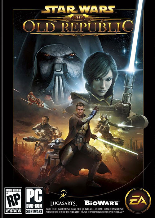 gamefreaksnz:  Deal of the Day:Star Wars: The Old Republic $59.99 $39.99 (33% off)