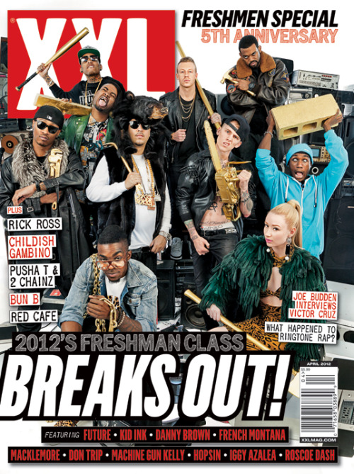 "Info we have all been waiting for.. XXL FRESHMAN 2O12 FRESHMAN MAG COVER Nice to see Seattle Hip Hop get the credit it deserves for the artist who ARE giving it there all!  The nation doesn't know too much about our music scene here in the 206 - but with the rise of talent emerging on the scene we are at the brink of making it big!  Homage to Macklemore for his dedication and enduring all of the ""White Rapper"" stereotypes! While, many still don't know who Iggy Azalea is… you do now! I came across her music months ago and have been trying to get her in Seattle to perform every since - creative, sexy, flow, personality, edge and more. Take some time to check up on here, several posts are in my blog on recent press! Roscoe Dash, must I say more? He is a favorite artist of mine - many didn't click to his latest project.  According to the artist's interviews, he has much more in store for us! We must keep in mind these are FRESHMAN - which translates means they still have a long road ahead, and a lot to learn! XXL Just allowed the public to pick the next generation of rap sensations… I hope they all can keep up! Now, the info you have been waiting for: The XXL Freshmen Class of 2012 is:   Future, Kid Ink, Danny Brown, French Montana, Roscoe Dash, Macklemore, Don Trip, Machine Gun Kelly, Hopsin and Iggy Azalea.  I voted, my artist is present, and all of my picks… just confirms my good ear for talent :) Last year XXL 2011 Freshmen included Meek Mill, Big K.R.I.T., Cyhi The Prynce, Lil Twist, Yelawolf, Fred The Godson, Mac Miller, YG, Lil B, Kendrick Lamar, Diggy Simmons. XXL: ""In the past five years that XXL has been picking Freshman classes, never once has making the list been easy. This year included. Similar to 2011, the hype around the Freshmen Class has continued to grow by leaps and bounds, surprising even us with its popularity. For this class the buzz began earlier than ever, four months before the cover was even shot. And it seemed like everyone had a list. From subdued music fans to diehard rap junkies, from Twitter stalkers to industry heavies and featherweights, folks wanted their list to be the XXL list. We listened, asked opinions, took notes."" via XXL MAG Congrats to all the artist, Roscoe Dash, Iggy, Macklemore, and Machine Gun Kelly at the top of my list for Game Changers this year!   Written by Katoya Palmer owner of ToyBox Consulting of Seattle, WA. WWW.toyboxconsulting.net  Twitter: @katoya318 WWW.Facebook.com/toyboxinc Email: Katoya@toyboxconsulting.net"