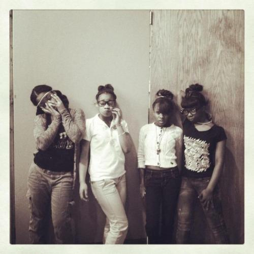 Yess Me And My Girls Todaaayyy <3