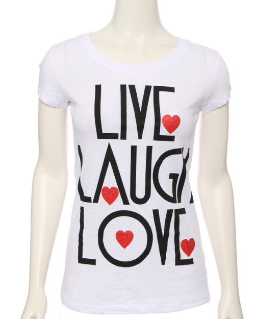 Live Laugh Love Rue21- $9.99