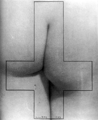 breakfastineurope:  Monument To Sade by Man Ray, 1933