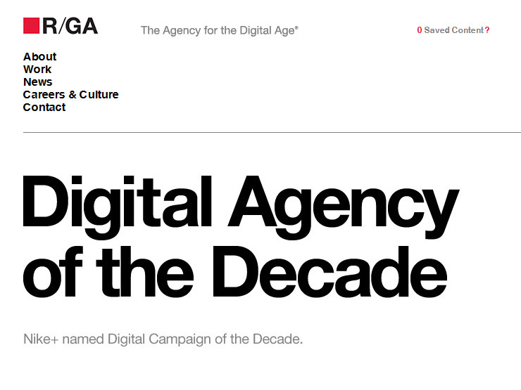 R/GA digital agency of the future - http://www.rga.com