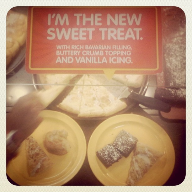 Fatty mcFatFat at CiCi's (Taken with instagram)