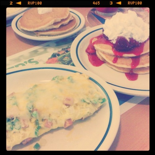 Ihop (Taken with instagram)