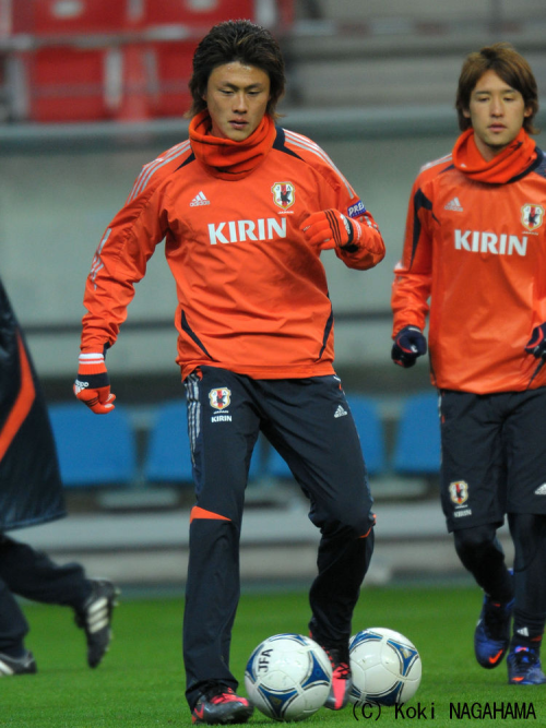 emdhja6:  28.02.2012 Japan NT Training