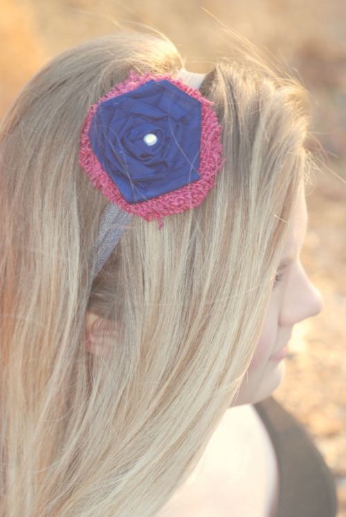 dearkristina:  Finally have a few headbands up in my shop!  More to come. I also do customized items and you can contact me through my email: Kristinaalexis@gmail.com or through a message here on tumblr! www.etsy.com/shop/dearlymade