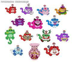 WHY WERE THESE NEVER MADE INTO PLUSH DOLLS?!!!!!