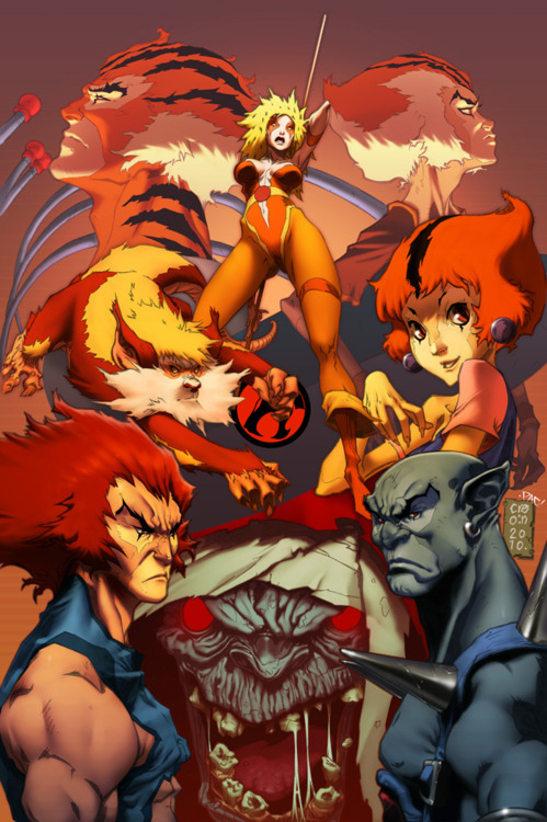 Ugh! #Thundercats… by Francisco Perez. #childhood