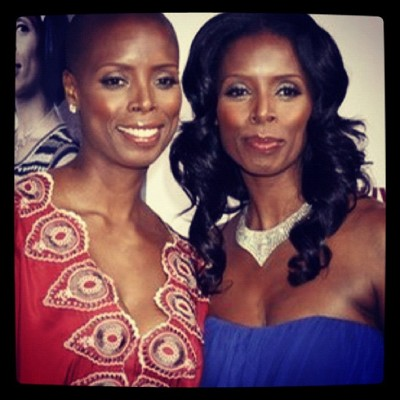 Now That Some Crazy Shyt ::: #tasha #smith #twin #sister #sidra #why #did #i #get #married ::: Had No Idea She Was A Twin…Blows My Mind A Tad 😨😳😨 (Taken with instagram)