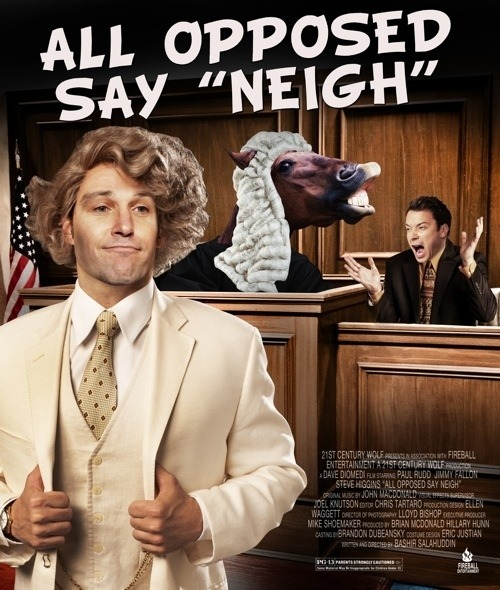 popculturebrain:  Posters for all of Jimmy Fallon and Paul Rudd's Fake Movies | BuzzFeed …that I wish were real.