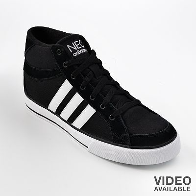 gate1393:  My Shoes, Adidas Neo Mid-TopSexy as f*ck