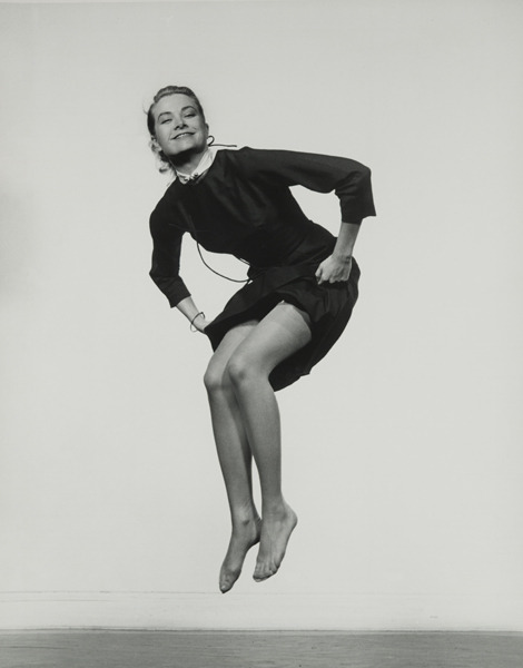 "Grace Kelly (from ""Jumpology"")Photograph by Philippe Halsman, 1959"