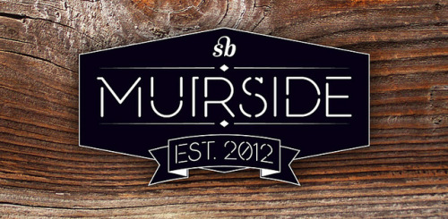by9:  Muirside Font / HypeForType Exclusive / Designed by Steven Bonner by www.HypeForType.com on Flickr.