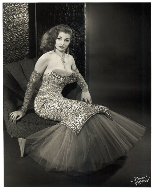 burleskateer:  A Happy 21st Birthday to Tempest Storm!! When you're born on the February 29th of a Leap Year, it doesn't matter that you've been kicking around Planet Earth for 84 years.. You still only get to celebrate on your actual birthdate, every 4th year?!    Congrats to a true Burlesque legend! You can read more about Tempest here..