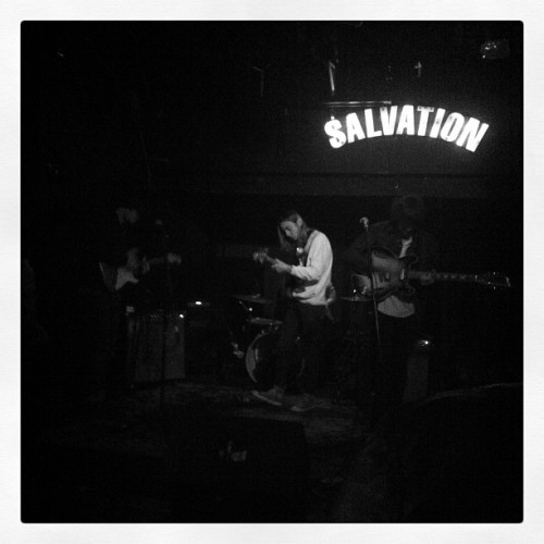 Cosmonauts (Taken with Instagram at Silverlake Lounge)