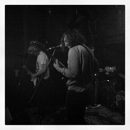 Audacity are going to be famous, wait and see. (Taken with Instagram at Silverlake Lounge)