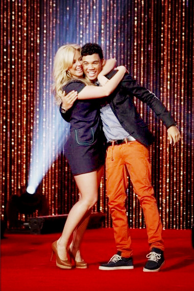 It was announced today that Roshon Fegan will be on Season 14 of Dancing With the Stars! His partner on the show is Chelsie Hightower.