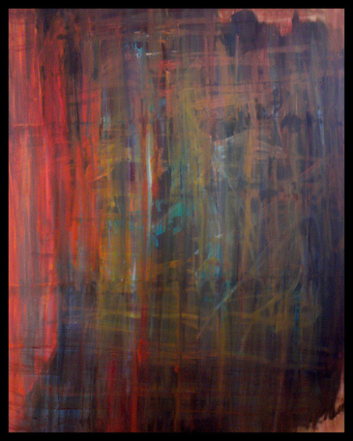 Searching for Something. by Alexander Rhys Boardman (Abstract Artist) on Flickr.