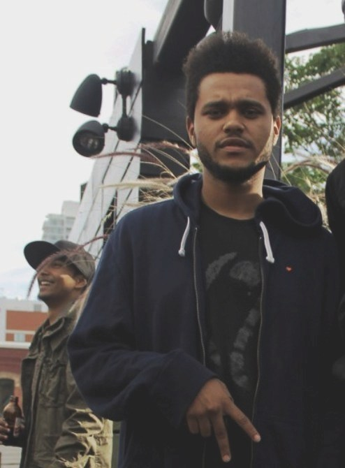 belowjob:  baby  the weeknd<3