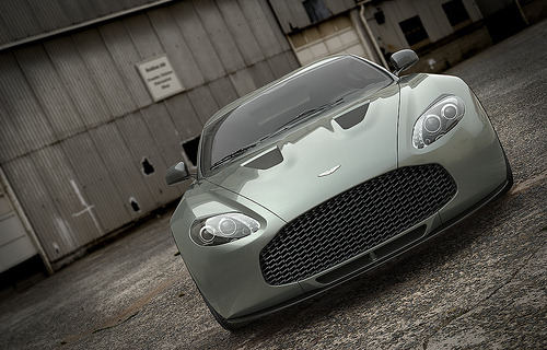 Aston Martin V12 Zagato (by AlBargan)