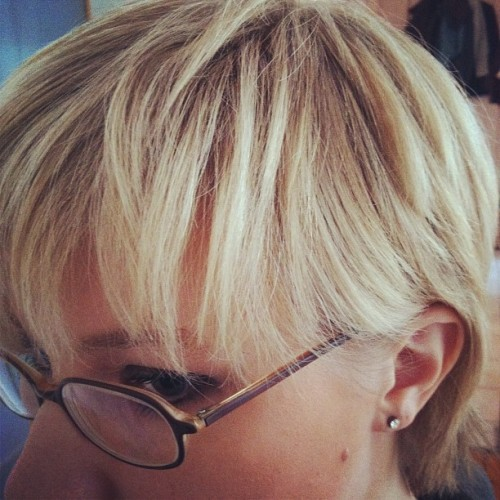 Day59: I just LOVE New haircuts! (Taken with instagram)
