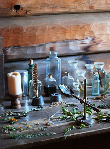 Apothecary's Workshop?