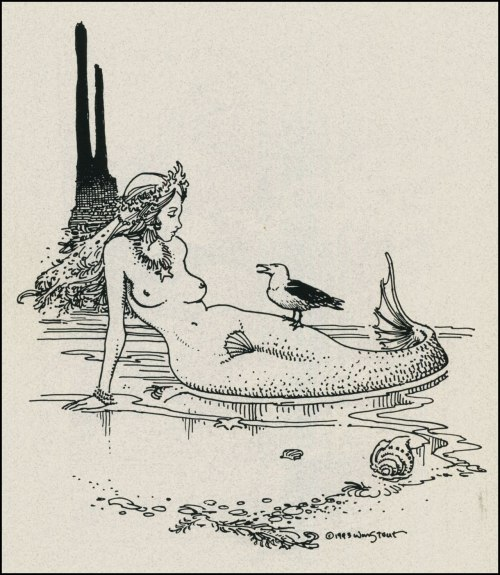 Mermaid! by William Stout