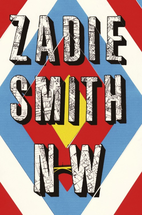 Can't wait for the new Zadie Smith novel! {via housingworksbookstore}