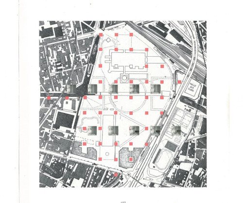 Bernard Tschumi Parc de la Villette 1982-1998 Hugh Dutton : Technical Architect for RFR