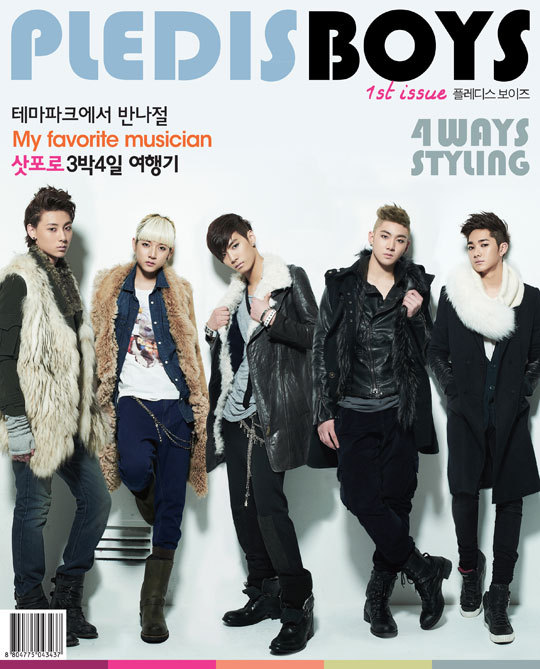 "nesthaeyo:  NU'EST to give debut performance on March 15, 2012..!! Upcoming Korean boy band NU'EST will give their debut performance in two  weeks time, according to their agency Pledis Entertainment on  Wednesday..  A PR rep with Pledis told 10Asia over the phone that NU'EST is scheduled  to give their first televised performance on cable music channel Mnet's  ""M! CountDown"" on March 15 and their audio and video teasers will soon  be released..  The official also explained that the firm will publish a magazine  featuring information about the group and photographs and fashion tips  from the boys..  ""We plan on releasing the magazine at least twice a year depending on  the response from our fans and the first edition will soon go on sale..""  The urban electro band is composed of members JR, Minhyun, Aron, Baekho  and Ren.. ""NU,"" from the group name NU'EST, represents the word 'new' and  the letters following thereafter stand for 'Establish,' 'Style,' and  'Tempo..'  Ahead of their debut, the members of NU'EST took part in the ""HAPPY  PLEDIS"" project to release their joint song ""Love Letter"" with After  School and Son Dambi in December last year..  I must assume that the magazine idea might feature more Pledis Boys other than NU'EST members?"