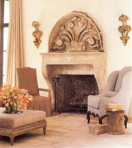 stunning fireplace architecture