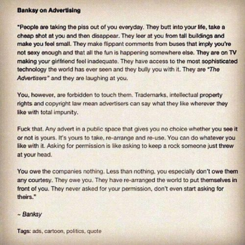 BADVERTISING   Source: Uploaded by user via Lisa on Pinterest